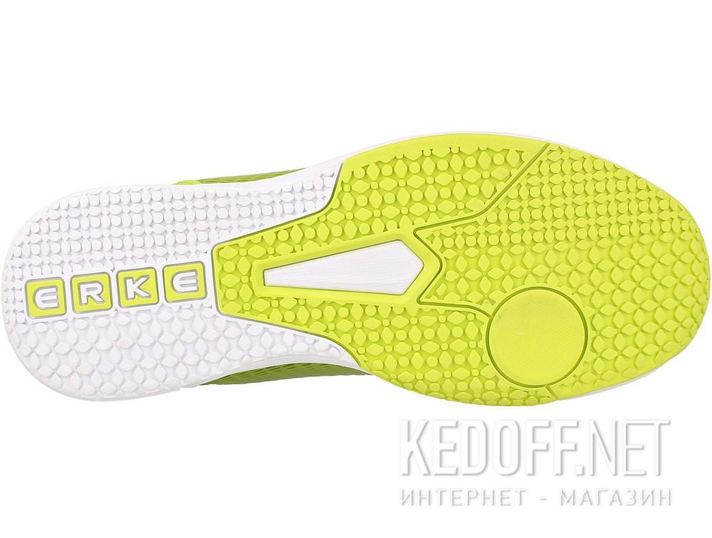 Спортивная обувь Erke 11114212250-502 унисекс   (зеленый/жёлтый) описание
