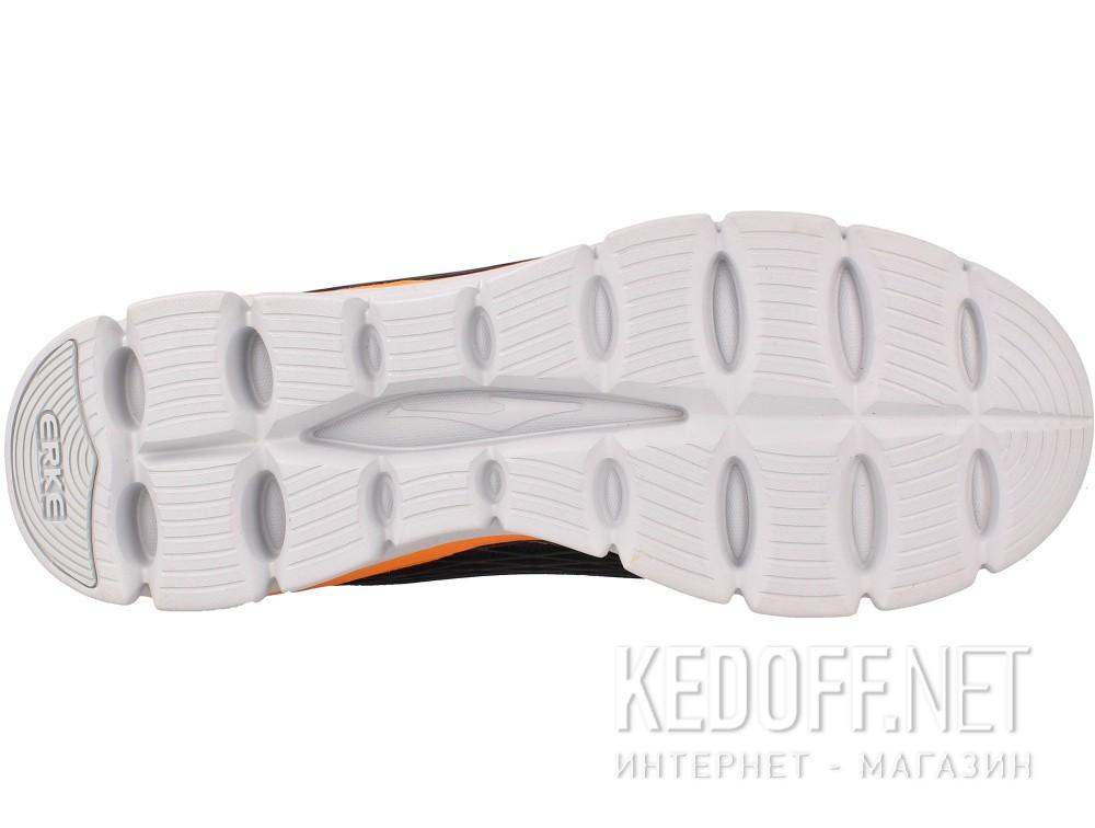 Мужские кроссовки Erke 11114303173-004   (чёрный) описание