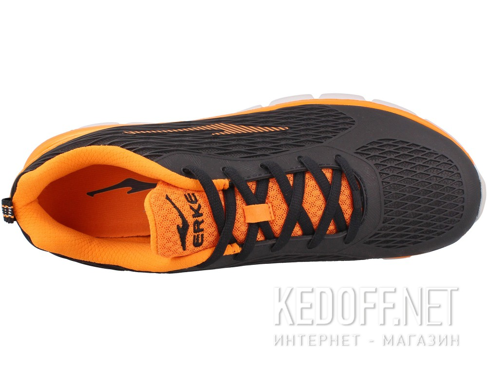 Цены на Мужские кроссовки Erke 11114303173-004   (чёрный)