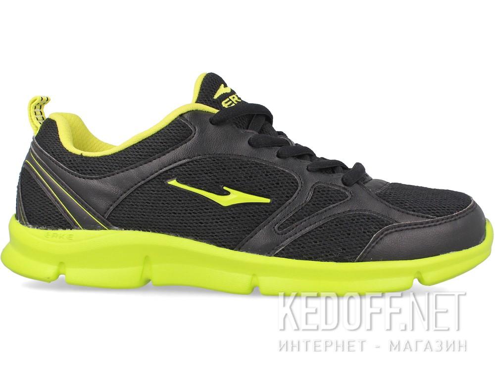 Спортивная обувь Erke 11114303326-003 унисекс   (зеленый/чёрный/жёлтый) купить Киев
