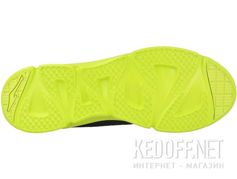 Спортивная обувь Erke 11114303326-003 унисекс   (зеленый/чёрный/жёлтый) описание