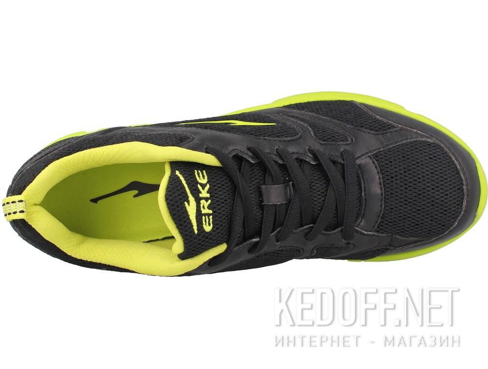 Цены на Спортивная обувь Erke 11114303326-003 унисекс   (зеленый/чёрный/жёлтый)