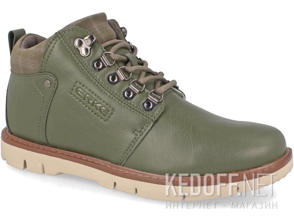 Купить Ботинки Erke 11114322119-503 унисекс   (оливковий/чёрный)