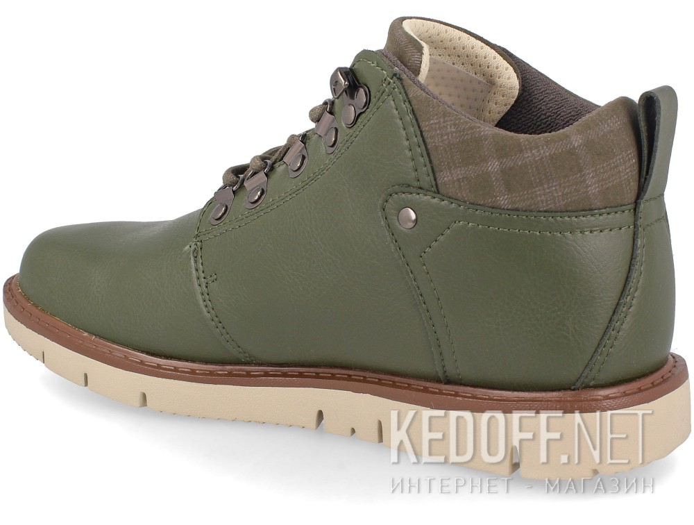 Ботинки Erke 11114322119-503 унисекс   (оливковий/чёрный) купить Украина