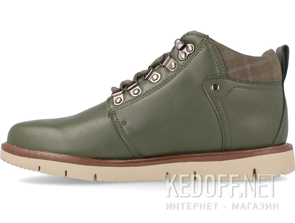 Ботинки Erke 11114322119-503 унисекс   (оливковий/чёрный) купить Киев
