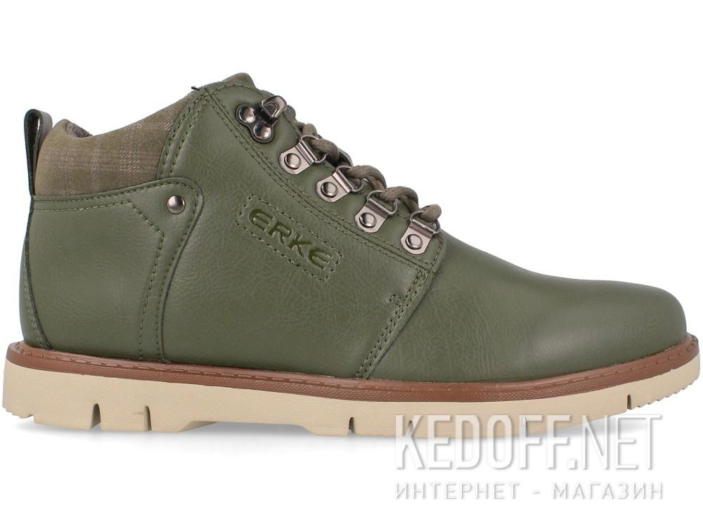 Оригинальные Ботинки Erke 11114322119-503 унисекс   (оливковий/чёрный)