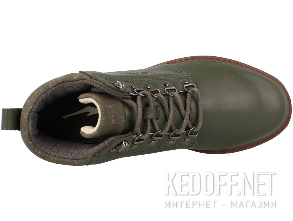 Ботинки Erke 11114322119-503 унисекс   (оливковий/чёрный) описание