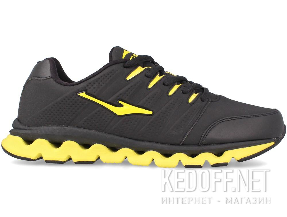 Спортивная обувь Erke 11114403210-003 унисекс   (чёрный/жёлтый) купить Киев