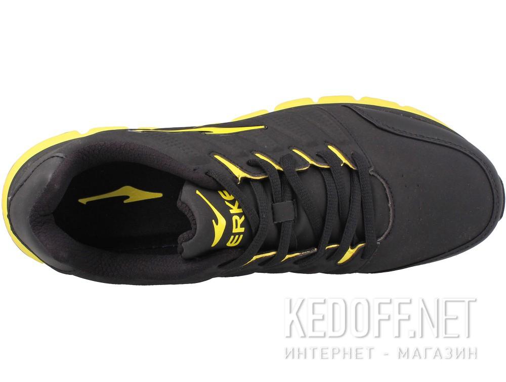 Цены на Спортивная обувь Erke 11114403210-003 унисекс   (чёрный/жёлтый)