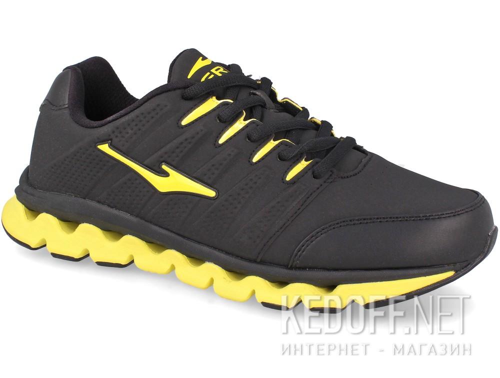 Купить Спортивная обувь Erke 11114403210-003 унисекс   (чёрный/жёлтый)