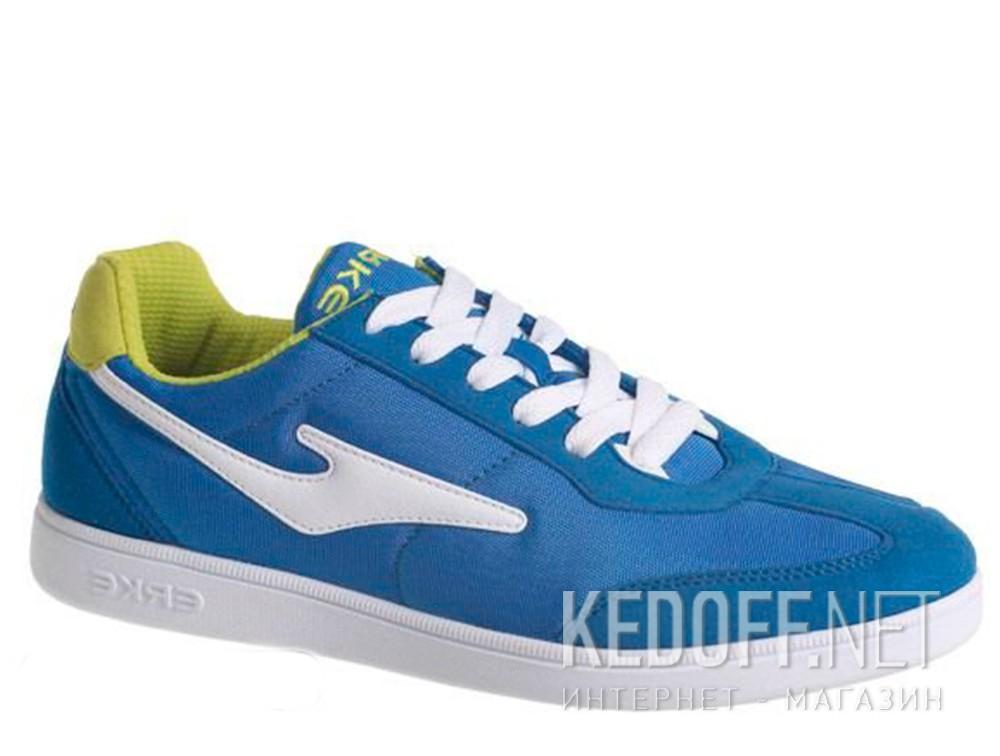 Купить Полукеды Кросівки Erke 11115101128-601 унисекс   (голубой/синий)
