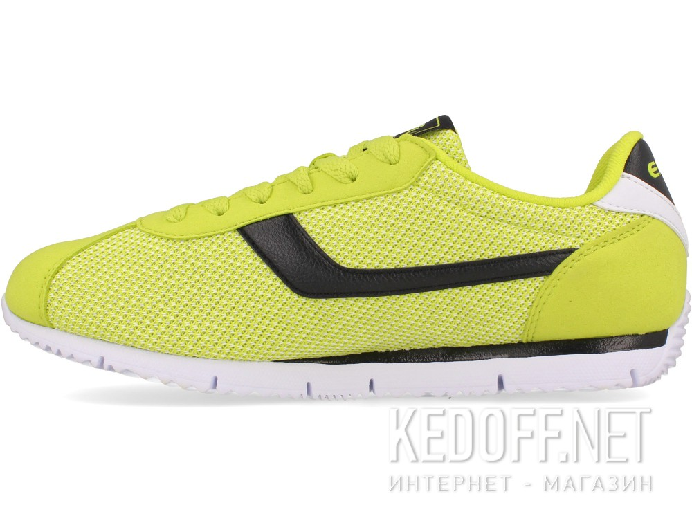 Спортивная обувь Erke 11115102469-503 унисекс   (салатовый/чёрный/жёлтый) купить Украина