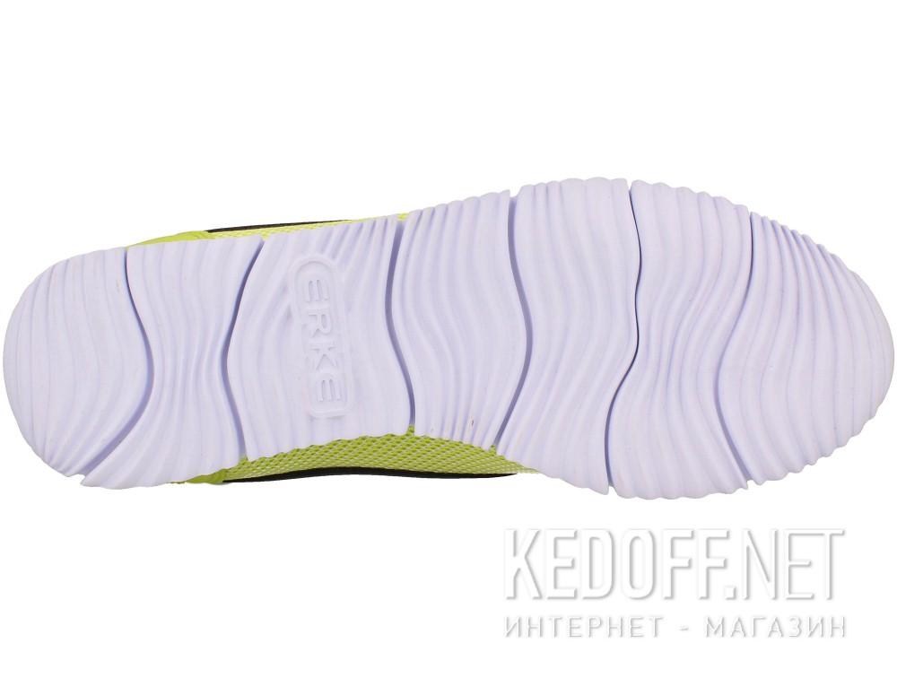 Оригинальные Спортивная обувь Erke 11115102469-503 унисекс   (салатовый/чёрный/жёлтый)