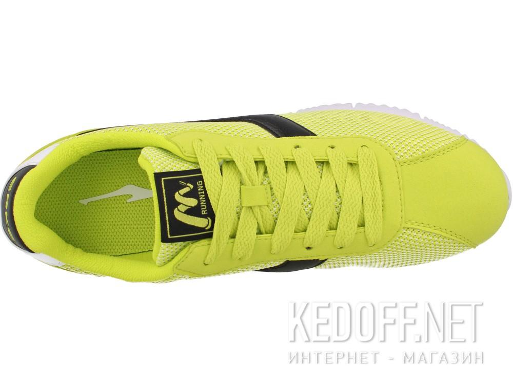Спортивная обувь Erke 11115102469-503 унисекс   (салатовый/чёрный/жёлтый) описание
