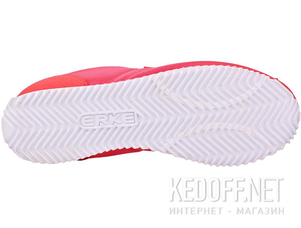 Оригинальные Кроссовки Erke 12114302226-203  (малиновый/розовый)