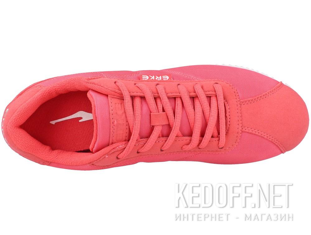 Цены на Кроссовки Erke 12114302226-203  (малиновый/розовый)