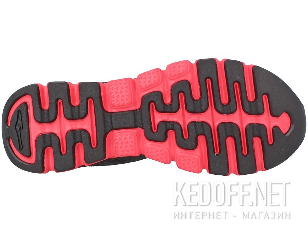Кроссовки Erke 12114303153-004 унисекс   (чёрный/красный) описание