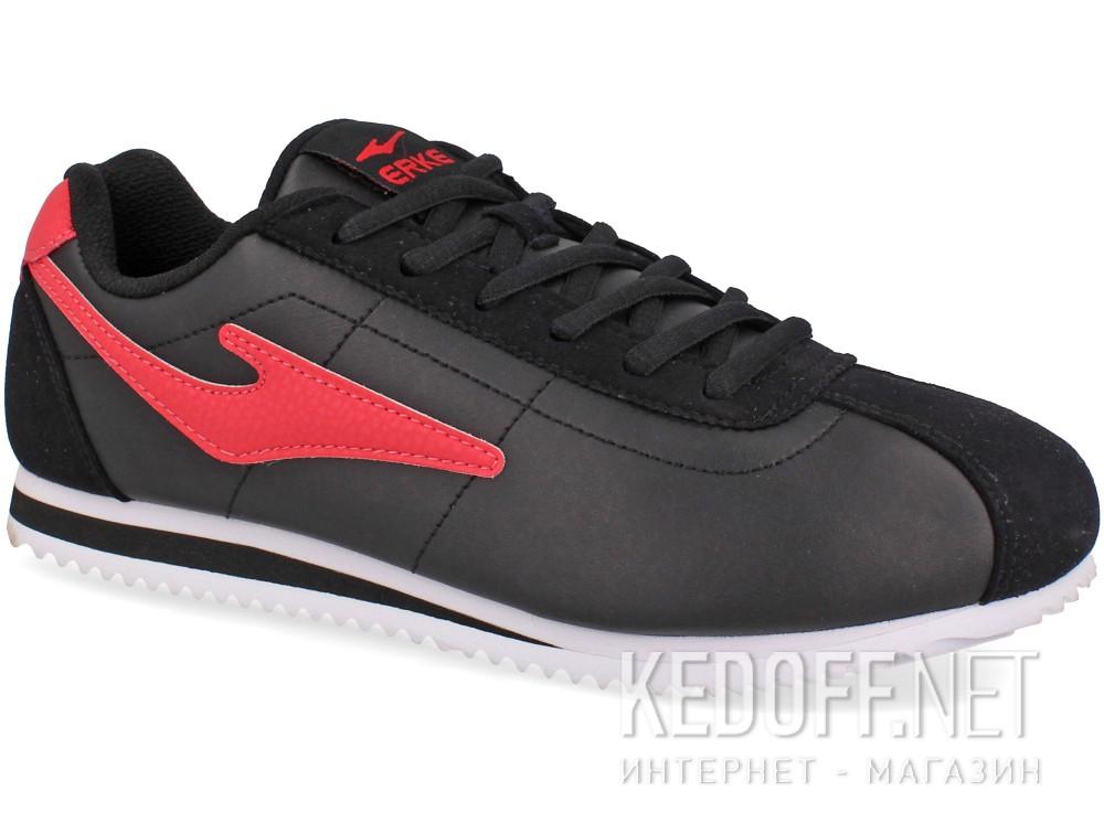 Купить Кроссовки Erke 12114402031-002 (чёрный/красный)