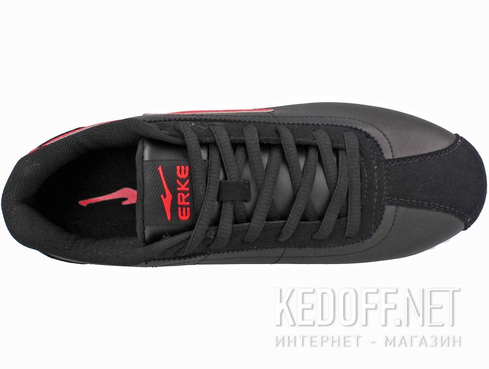 Цены на Кроссовки Erke 12114402031-002 (чёрный/красный)