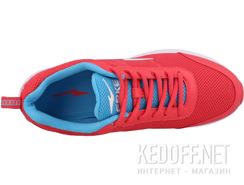 Женская спортивная обувь Erke 12115103117-202   (малиновый) описание