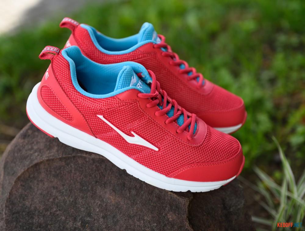Цены на Женская спортивная обувь Erke 12115103117-202   (малиновый)