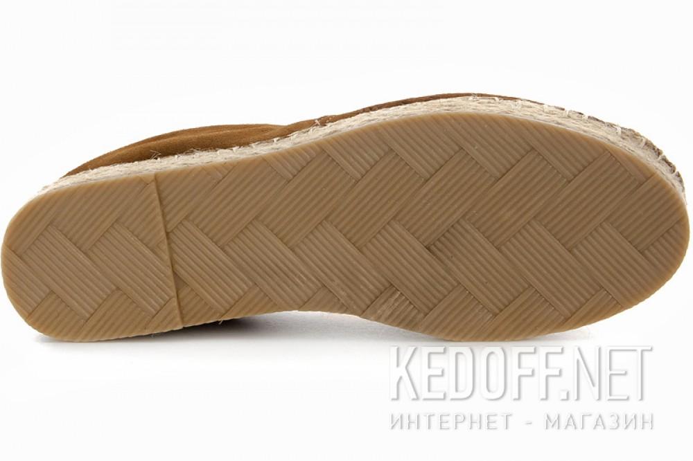 Женские эспадрильи Las Espadrillas 301-10   (коричневый) все размеры