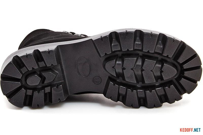 Жіночі черевички Forester 0120-75394-27 Чорні
