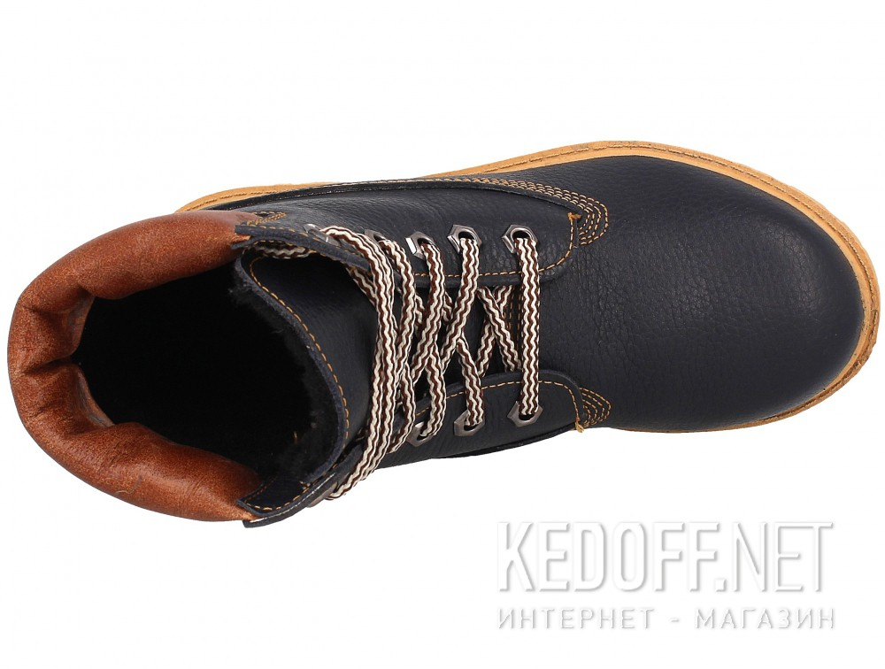 Женские ботинки Forester 0610-89 описание