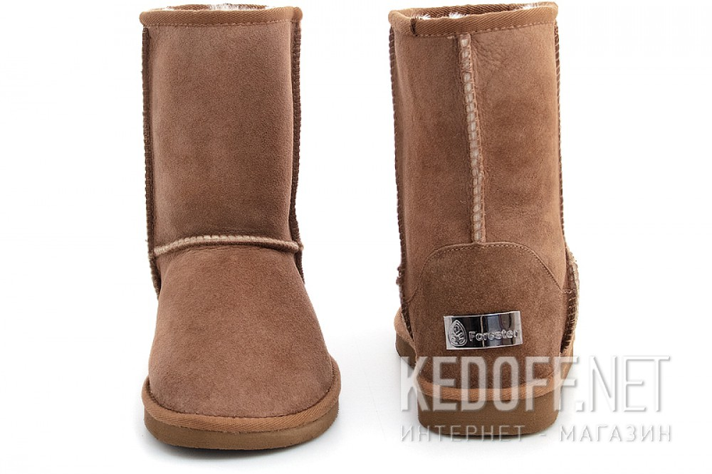 Sheepskin boots Forester 101006-2201