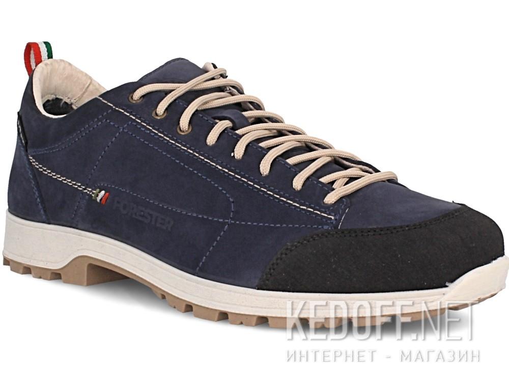 Купить Мужские треккинг Forester Dolomites Alps 12001-11Fo   (синий)