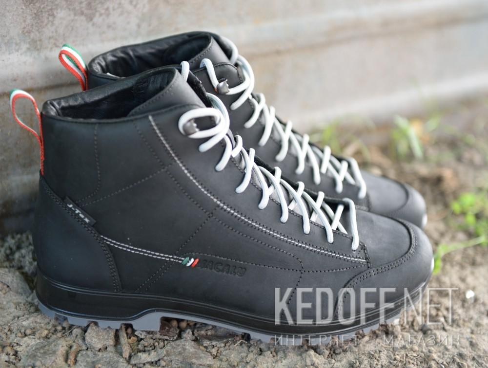 Ботинки Forester Black Dolomites 12003-V40  все размеры