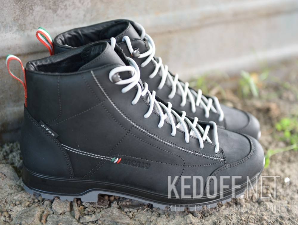 Ботинки Forester Black Dolomites 12003-V40 Made in Europe все размеры