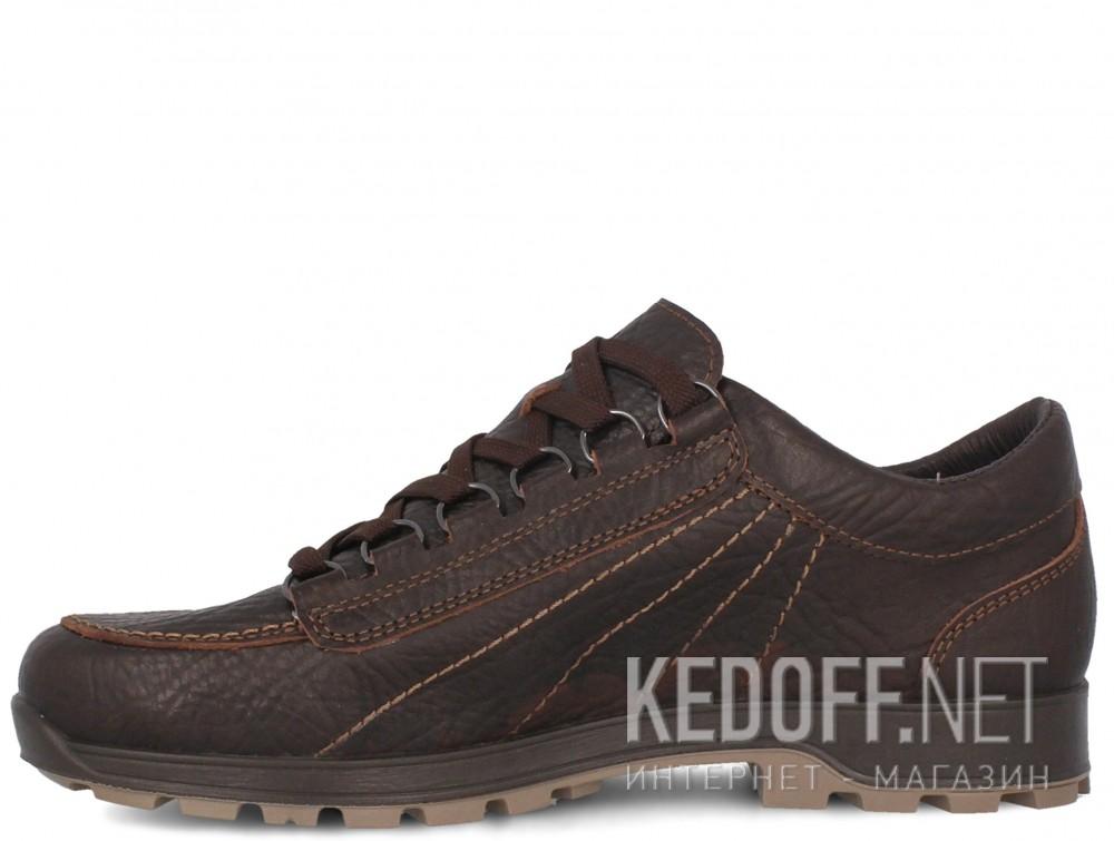 Мужские ботинки Forester 12031-V11   (тёмно-коричневый) купить Киев
