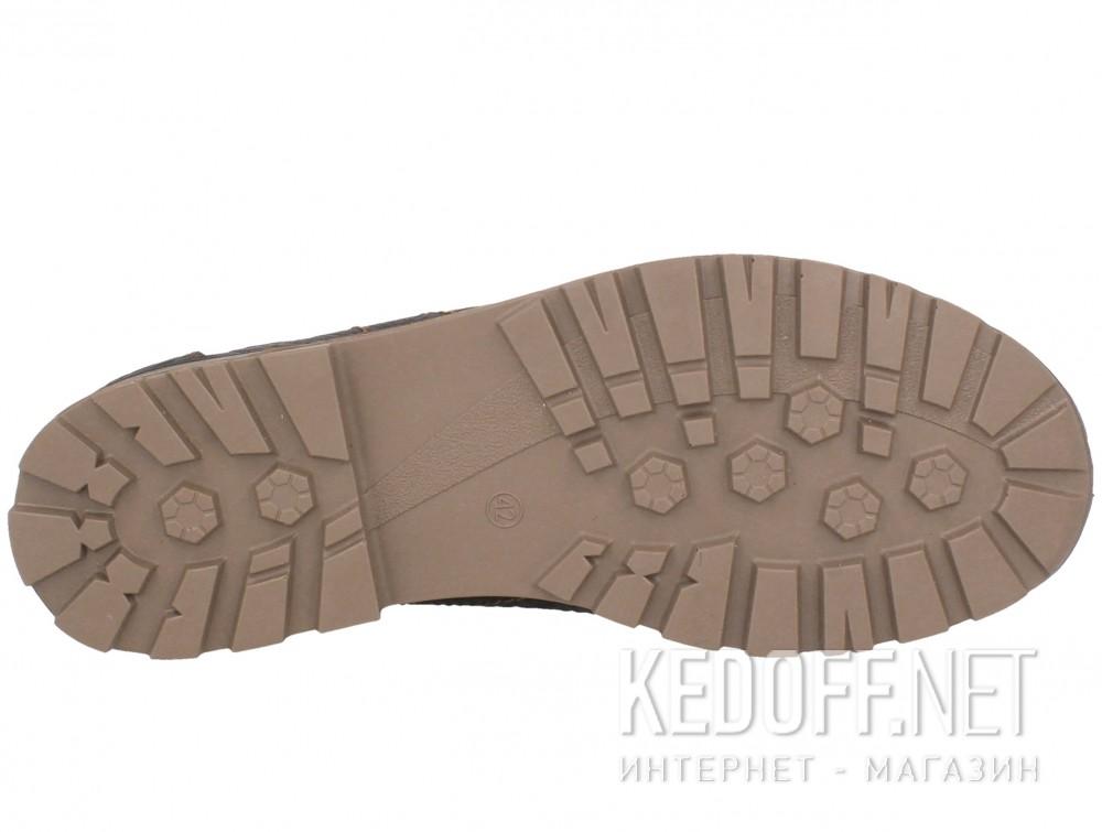 Оригинальные Мужские ботинки Forester 12031-V11   (тёмно-коричневый)