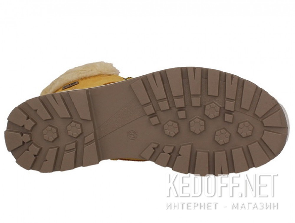 Ботинки Forester 12037-V1  описание