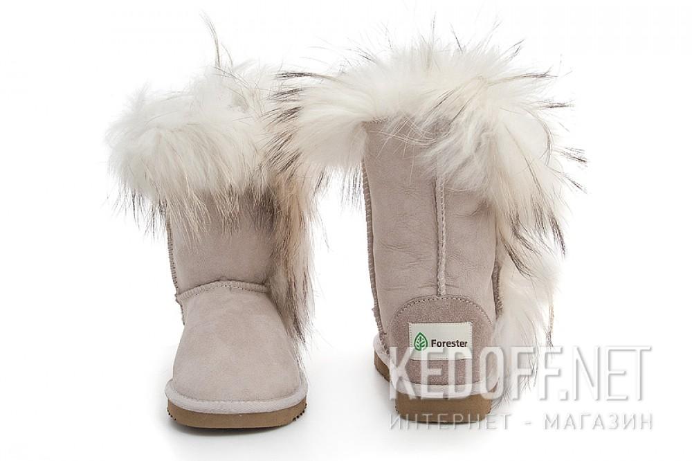 Sheepskin Boots Forester 121111-1008 Beige