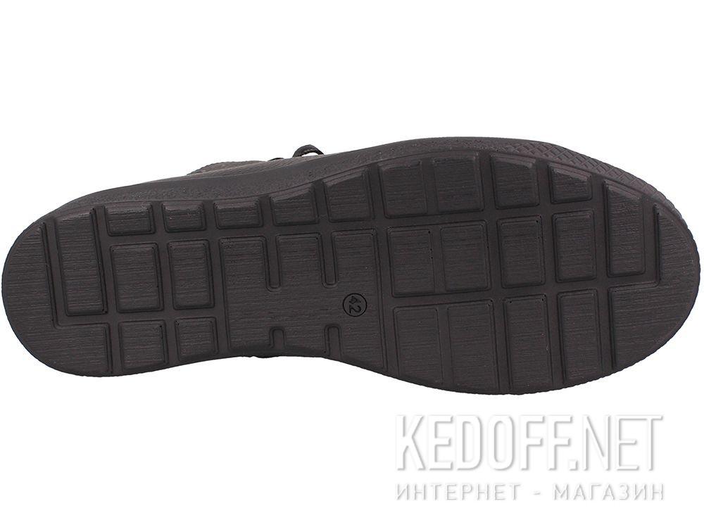 Цены на Мужские зимние кеды Forester Skid 132125-0277 Кожаные