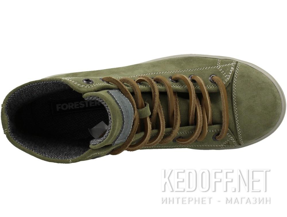 Утеплённые кеды Forester 132125-17  купить Киев