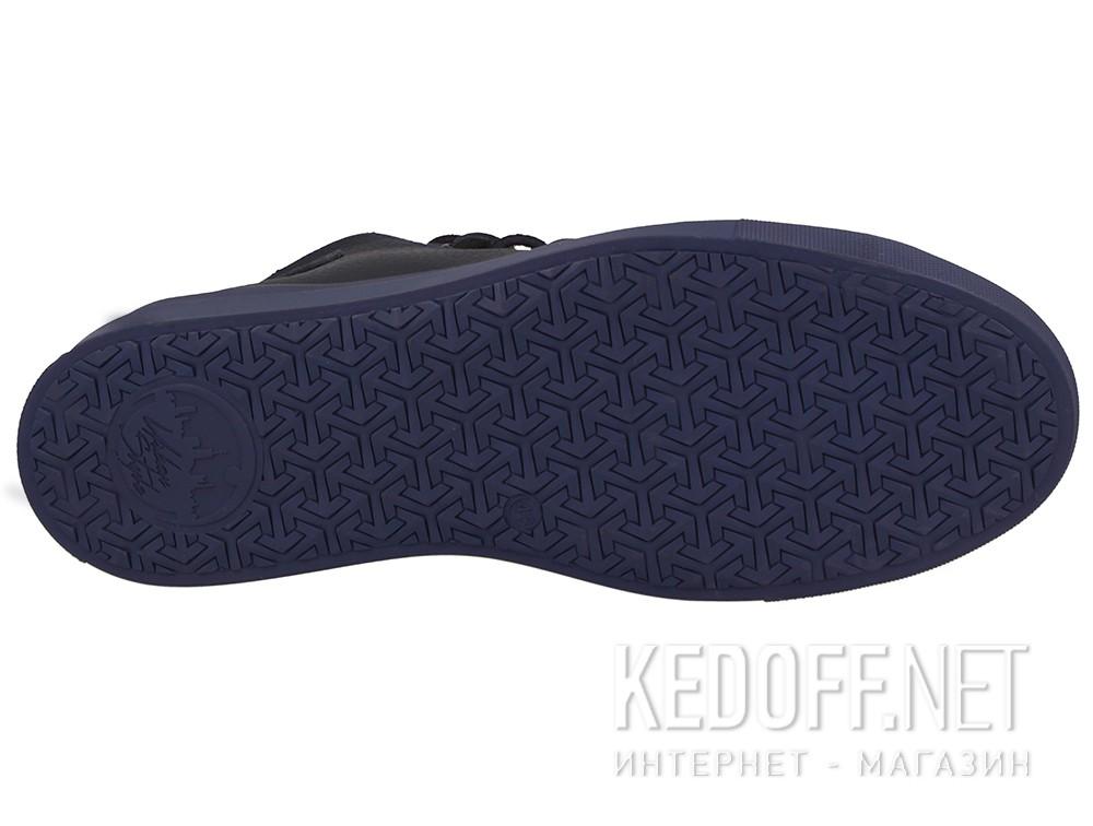 Мужские зимние кеды Forester 132125-8984   (тёмно-синий) описание