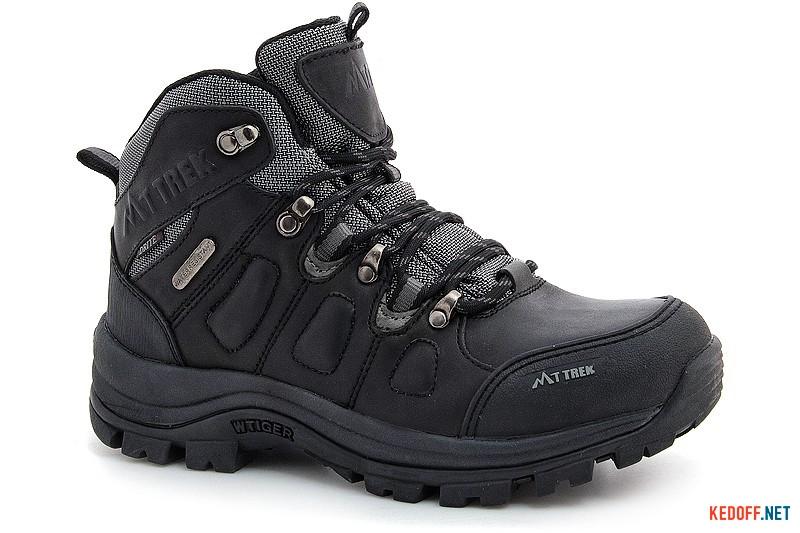 Man Boots Forester Sky Lander 14-508-013 Black