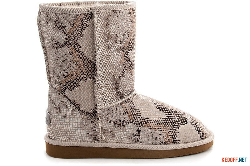 Women's uggs Forester 101006-2840 Snake leather effect