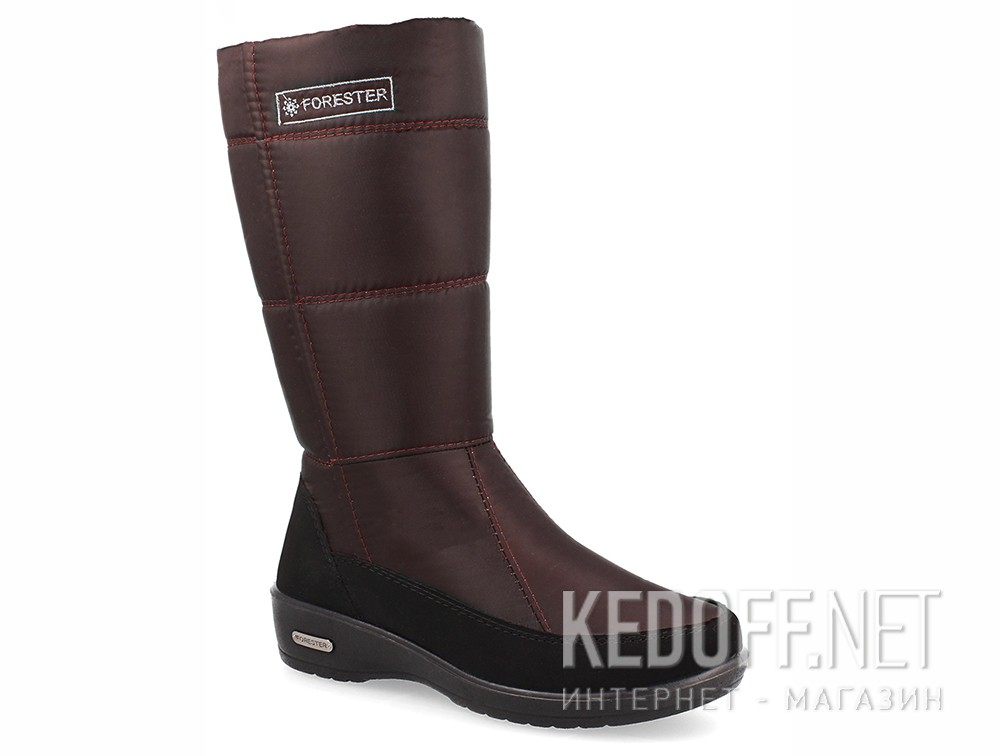 The New Forester Snow Bordo Burgundy 1442-48