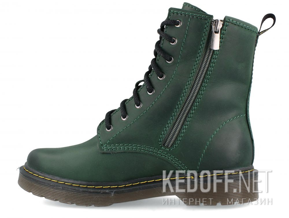 Черевики Urban Forester Lack 1460-22 Green купить Киев