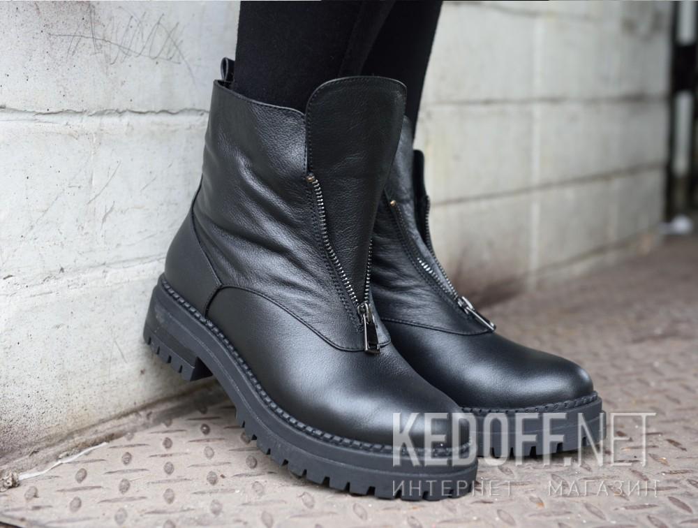 Женские ботинки Forester 1513-27 доставка по Украине