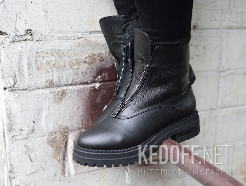 Доставка  Женские ботинки Forester 1513-27