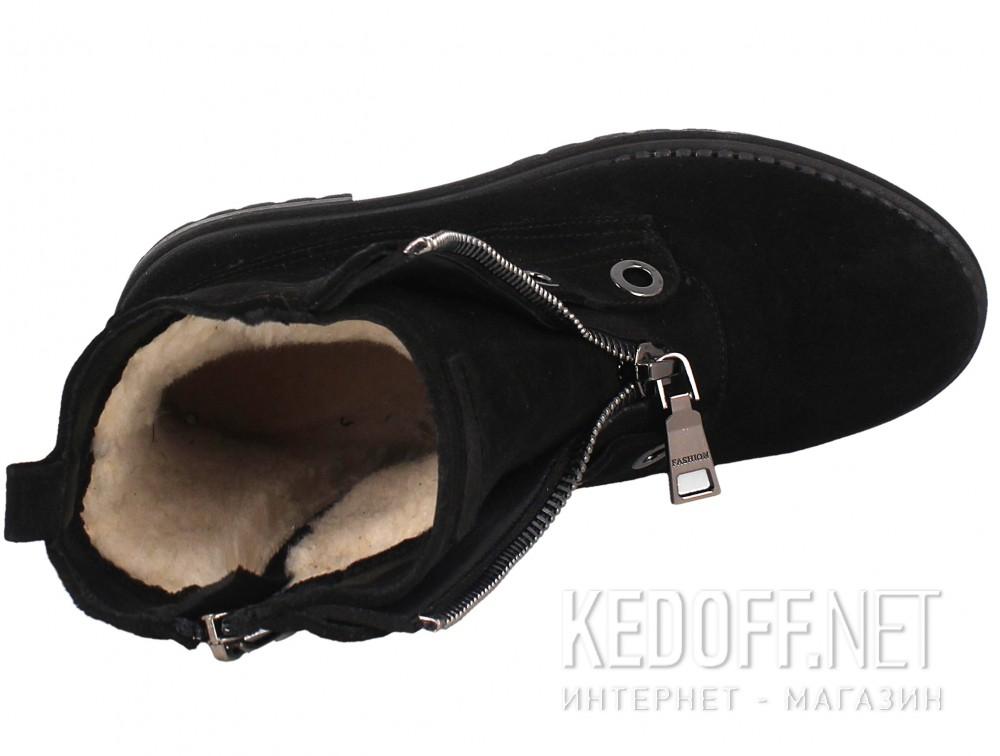 Женские зимние ботиночки Forester 1533-271 описание