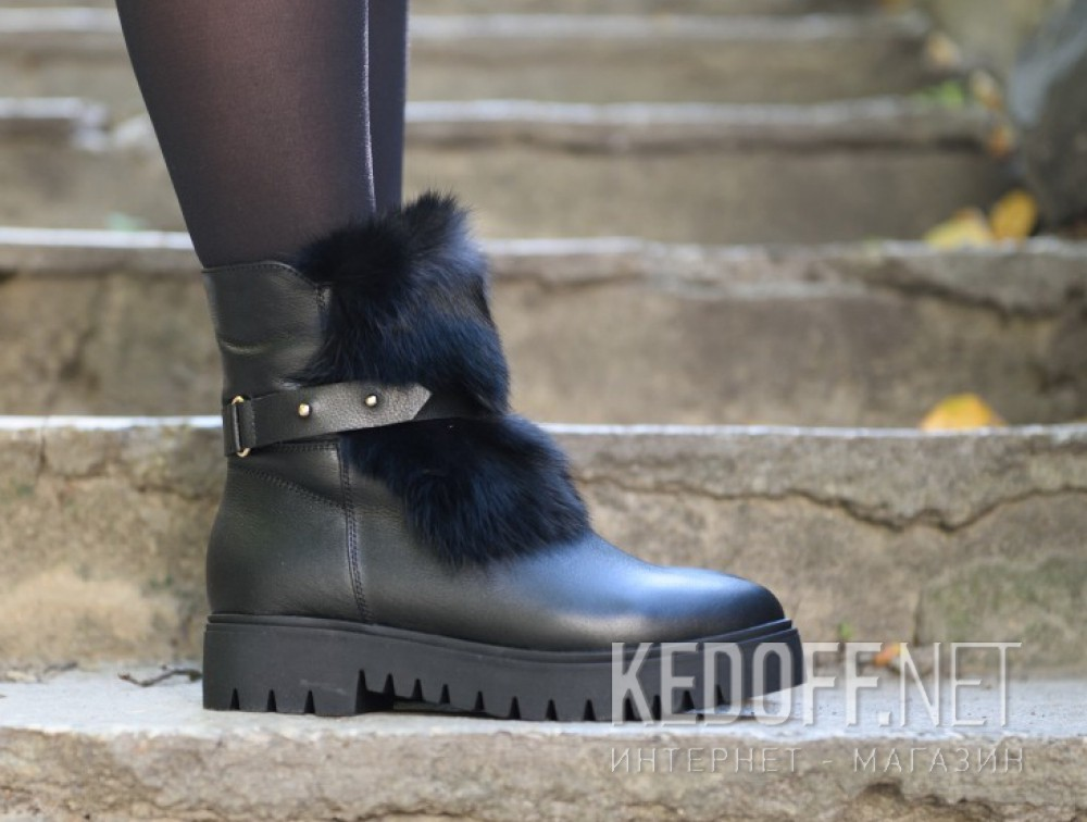 Ботинки Forester Urbanista 1545-27 доставка по Украине