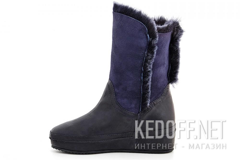 Зимові чобітки Forester 158601-1011 Темно-синій
