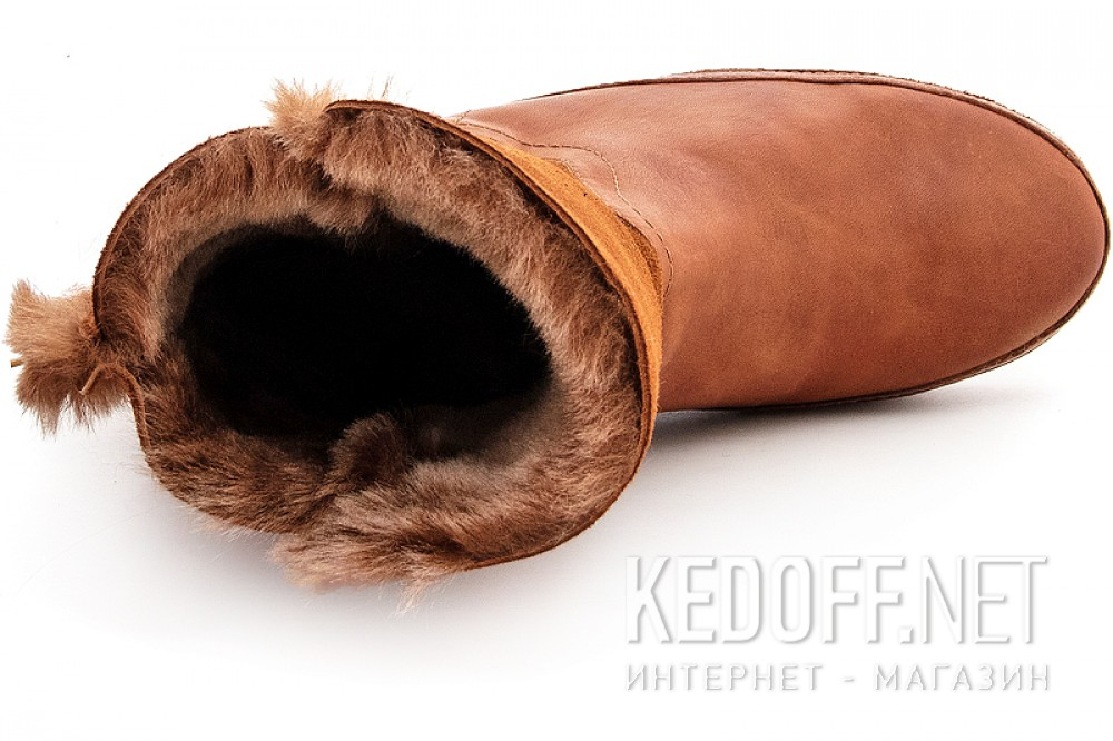 Kids Winter bots Forester 158601-1052 Leather Sheepskin