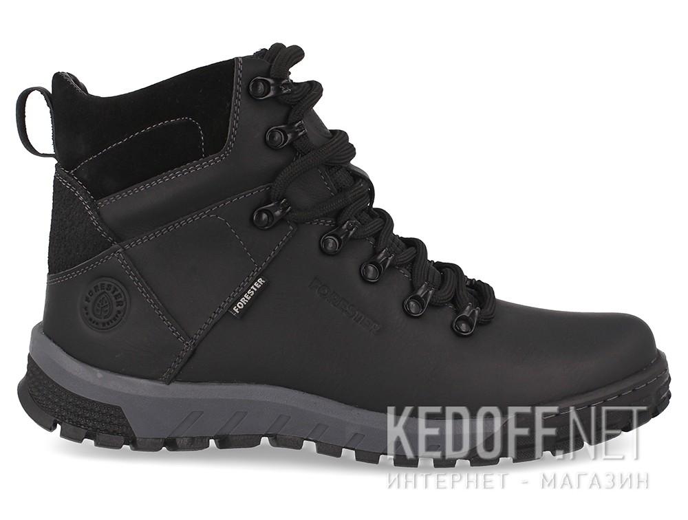 Мужские ботинки Forester 1600-27  купить Украина